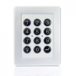 525 4 channel wireless keypad