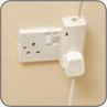 Power plug - remote control any device up to 13Amp (not bi -linked)